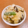クリームチーズ入りのさつまいもとレーズンのサラダ