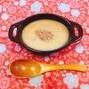 さつまいもと生姜の豆乳ポタージュ