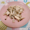 鶏胸肉としめじのレモンマヨ炒め