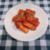 韓国の料理本「한입 떡볶기(一口トッポッキ)」から「기름떡볶기(ギルムトッポッキ