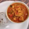 サンバル風豆カレー