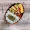 高野豆腐入りつくね弁当(高野豆腐入りつくねのレシピあり)