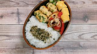 高野豆腐入りつくね弁当