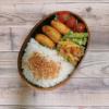 高野豆腐と椎茸入り照り焼き鶏つくね弁当