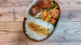 甘酢肉団子弁当