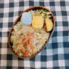 牛肉炒飯弁当