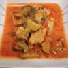 鶏もも肉と野菜のトマト煮